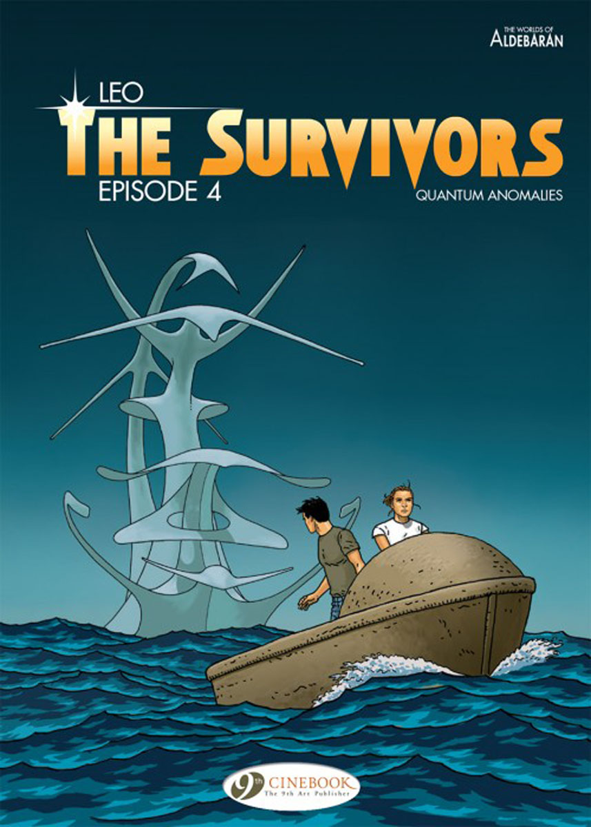 Survivors Vol. 4: Episode 4, The earth 2 society vol 4 life after death