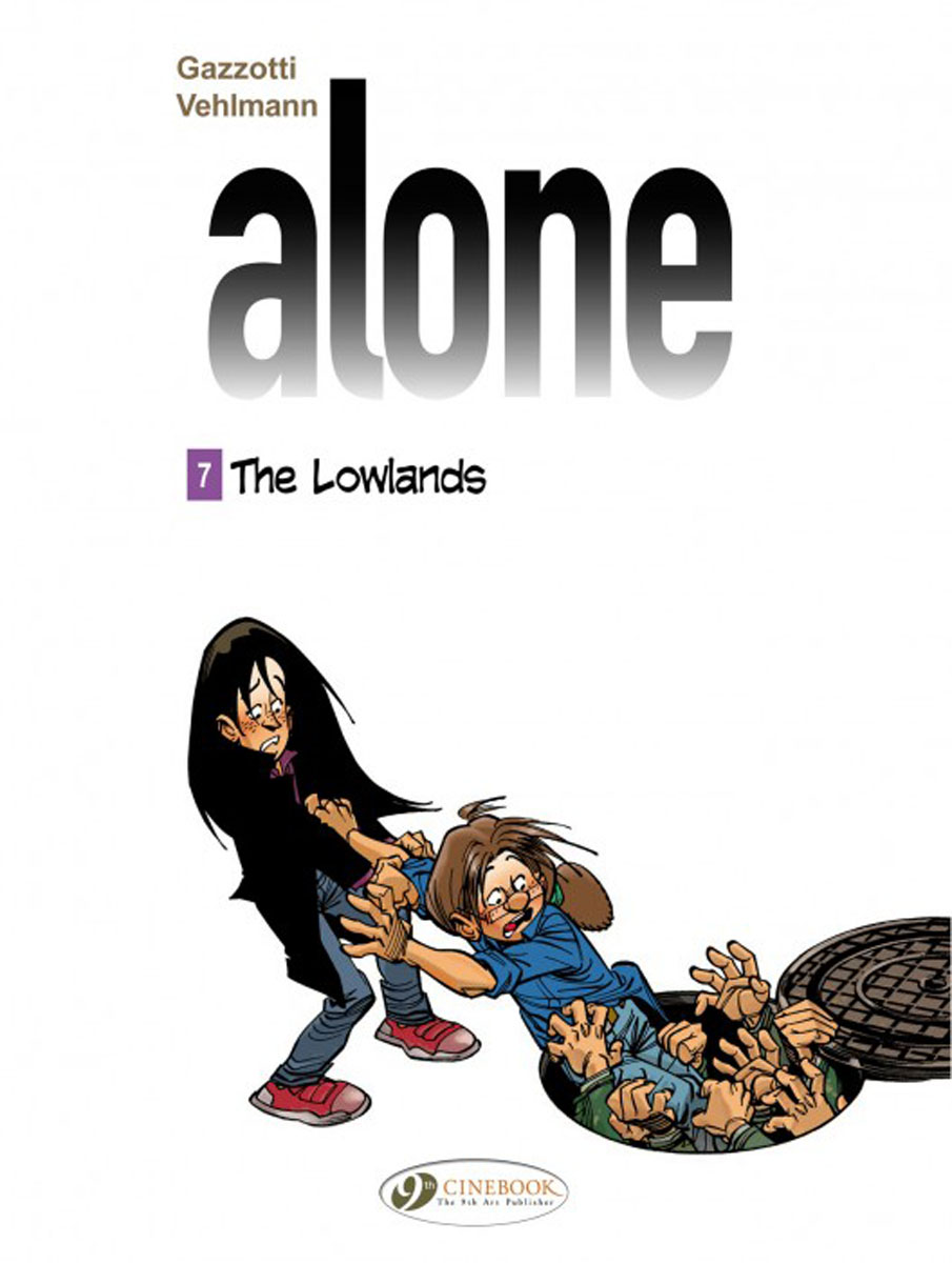 Alone Vol. 7: The Lowlands last templar vol 3 the the sunken church