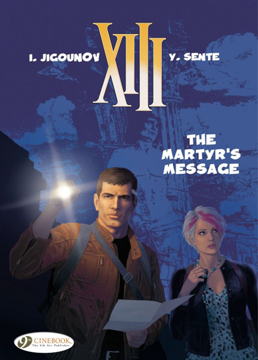 XIII Vol. 22: The Martyr's Message jason aaron scalped vol 6 the gnawing