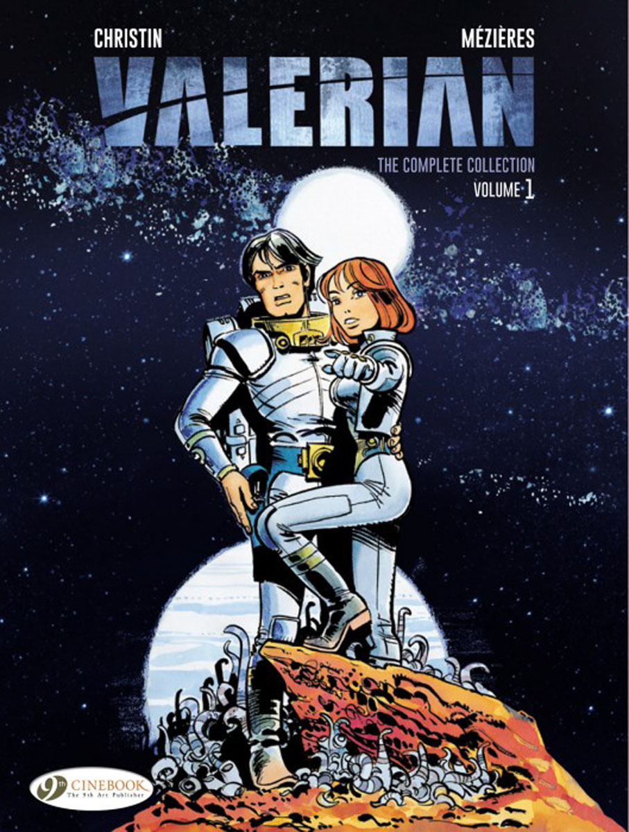 Valerian: The Complete Collection: Volume 1 secret warriors the complete collection volume 1