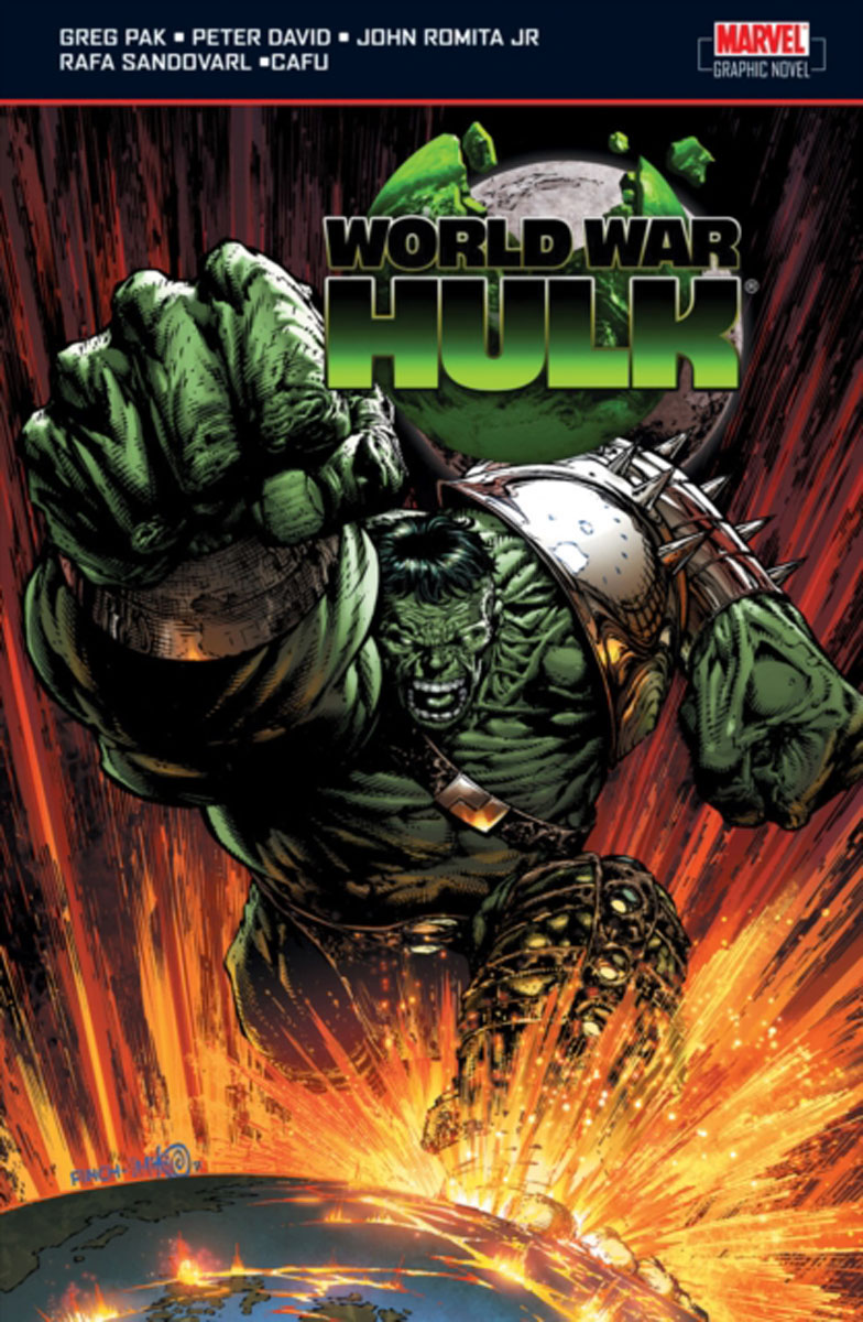 World War Hulk space from earth to the edge of the universe