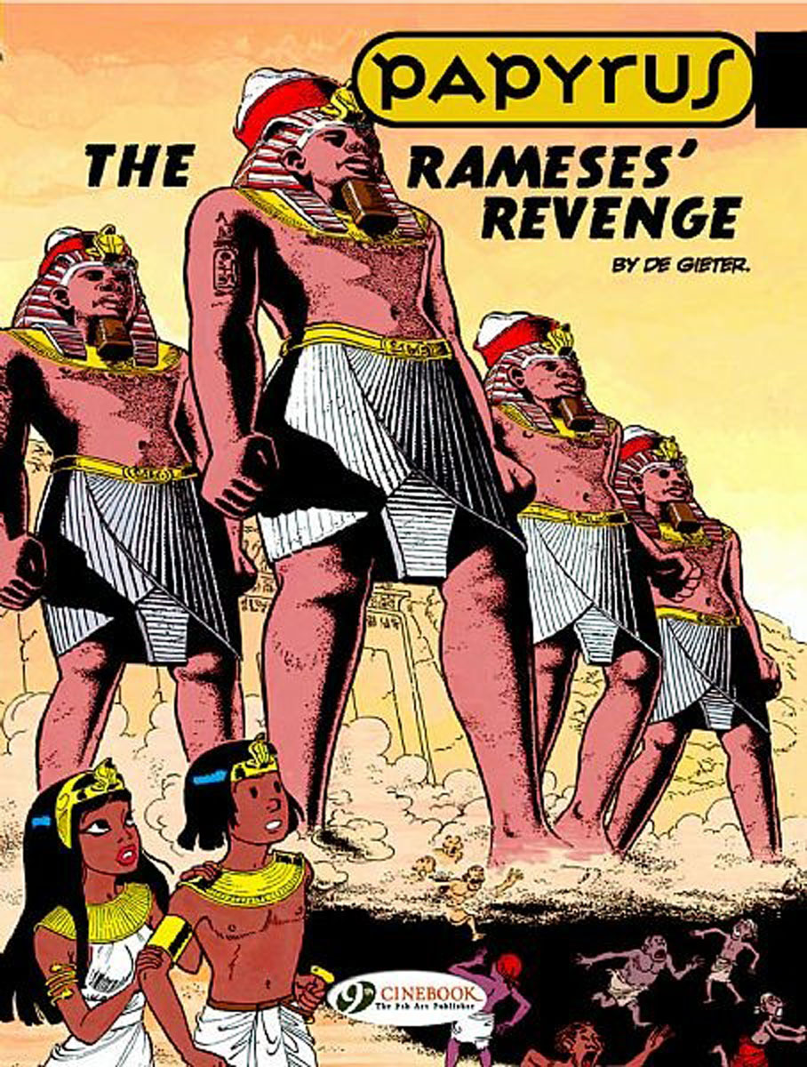 Papyrus Vol.1: The Revenge of the Ramses