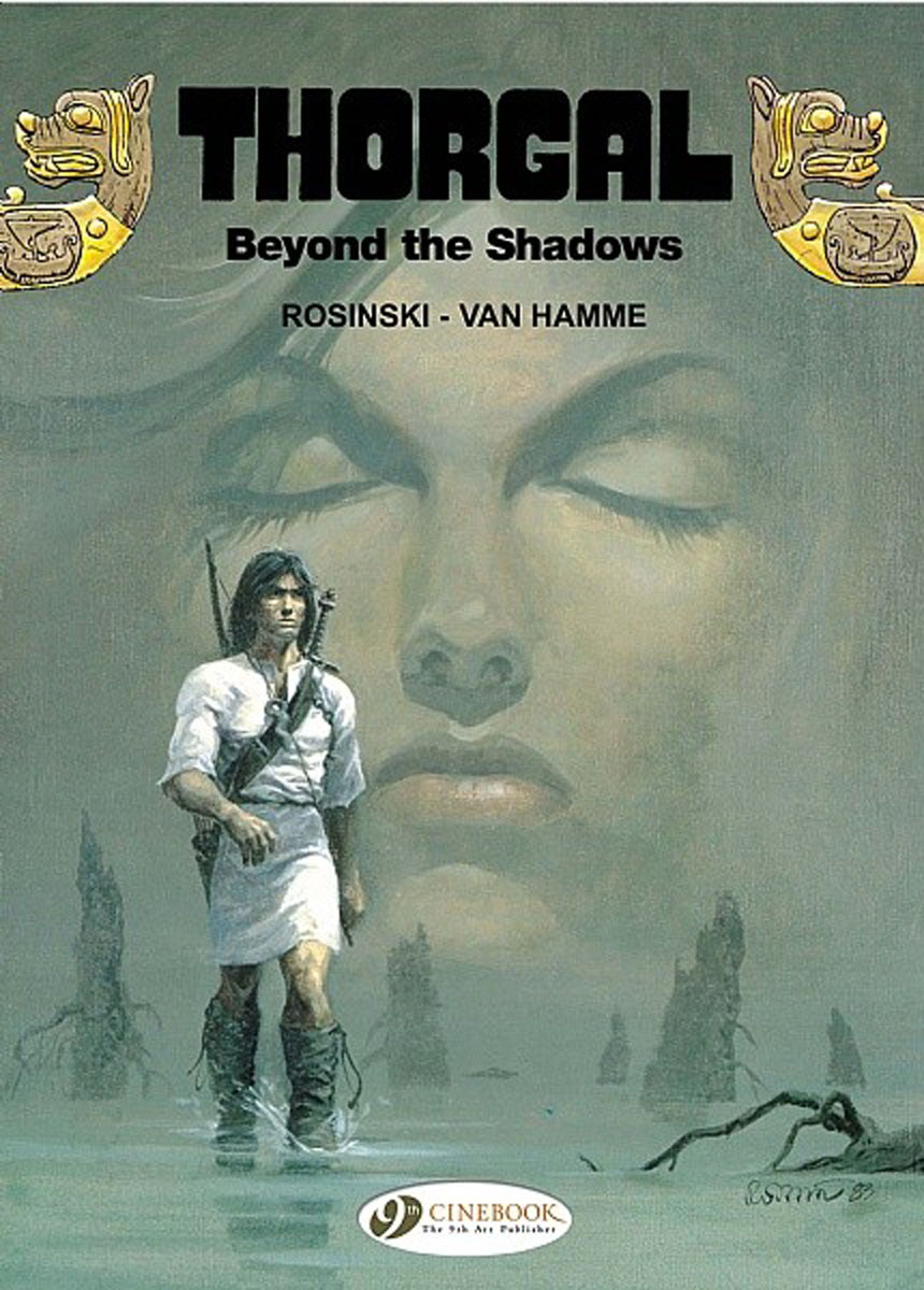 Thorgal Vol.3: Beyond the Shadows thorgal vol 17 the blue plague