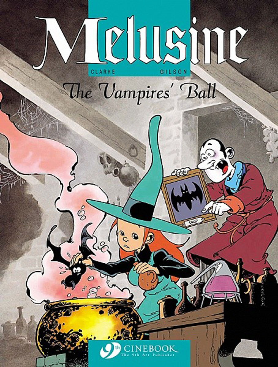 Melusine Vol.3: The Vampires' Ball