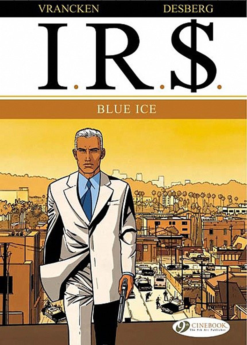 IRS Vol.2: Blue Ice b ichi vol 2