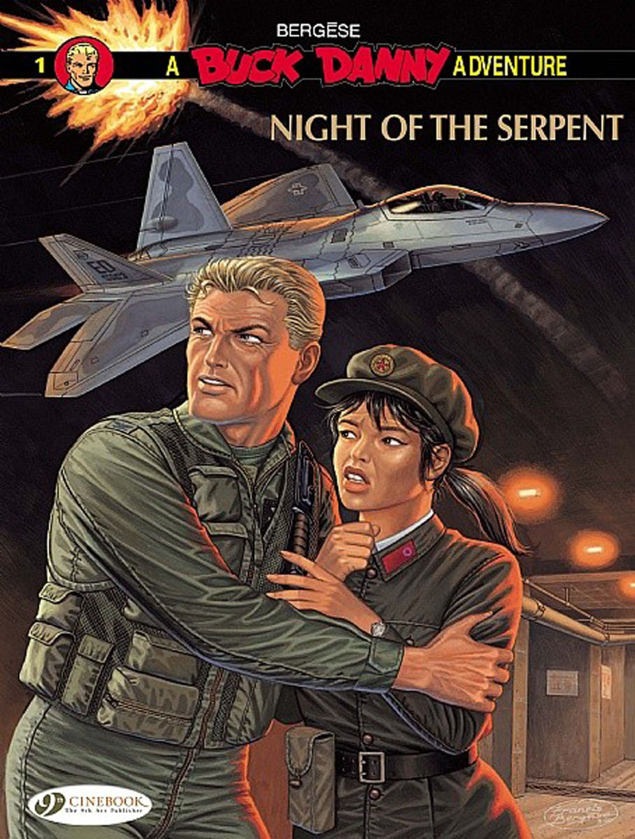 Buck Danny Vol.1: Night of the Serpent lady s vol 3 game of fools