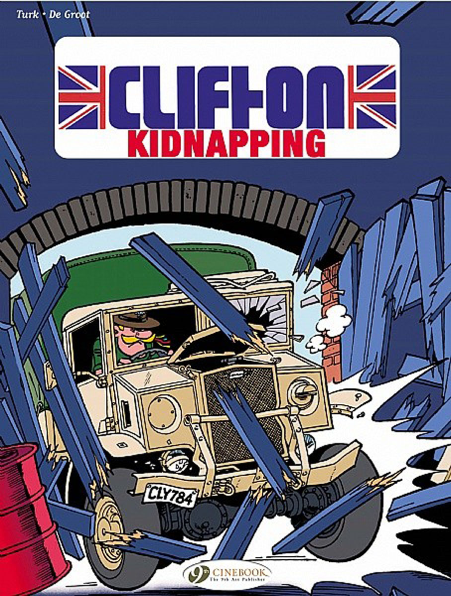 Clifton Vol.6: Kidnapping 30pcs in one postcard take a walk on the go dubai arab emirates christmas postcards greeting birthday message cards 10 2x14 2cm