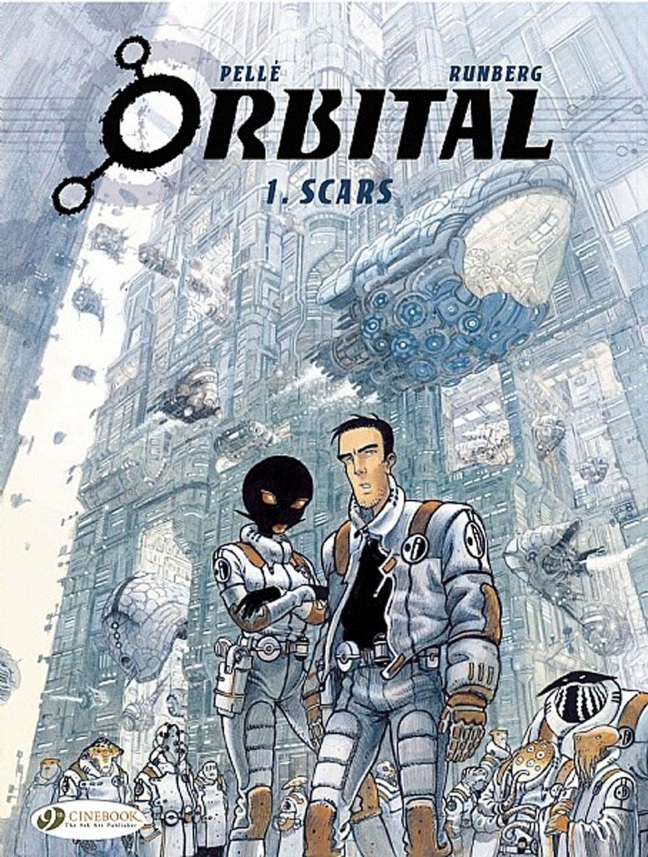 Orbital Vol.1: Scars