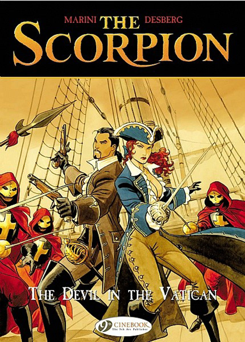 Scorpion, The Vol.2: The Devil in the Vatican
