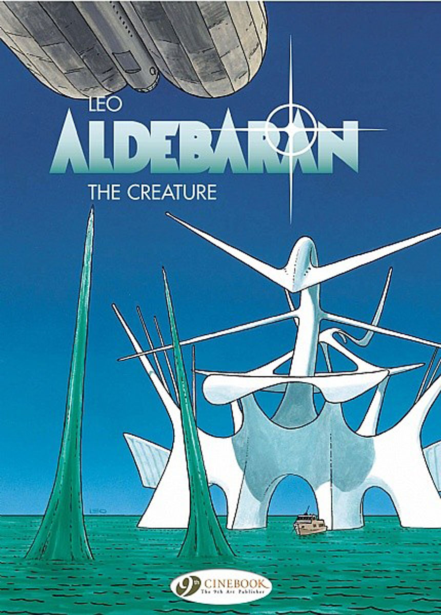 Aldebaran Vol.3: The Creature crusade vol 3 the master of machines