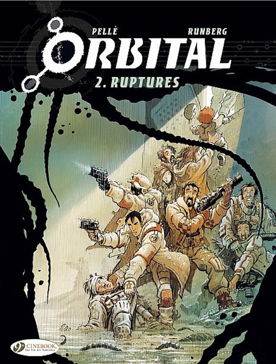 Orbital Vol.2: Ruptures