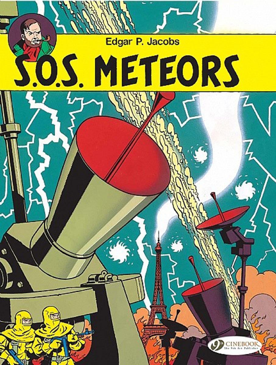 Blake & Mortimer Vol.6: SOS Meteors