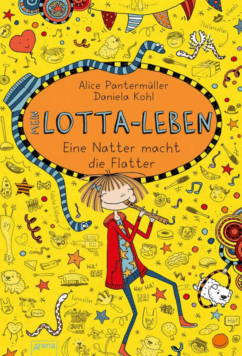 Mein Lotta-Leben - Eine Natter macht die Flatter