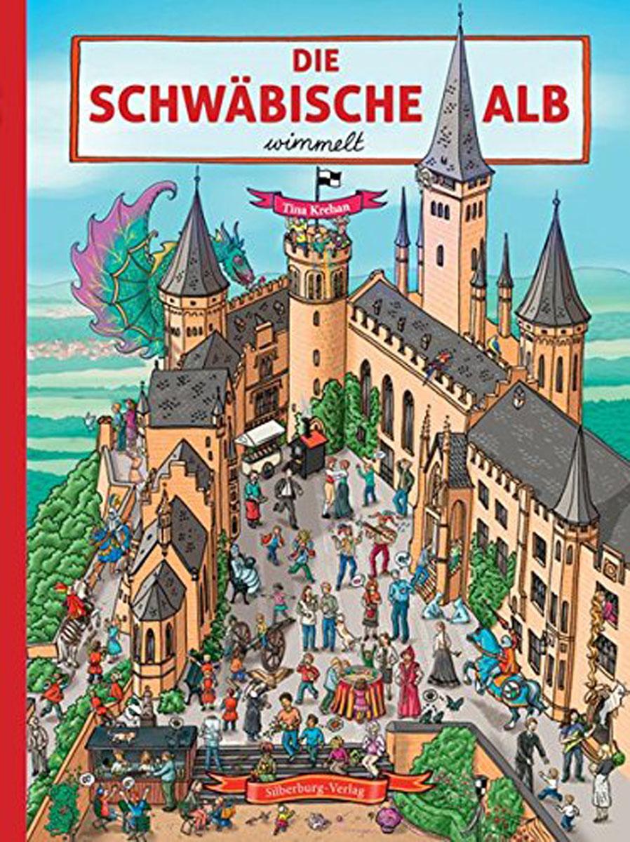 цена на Die Schwabische Alb wimmelt