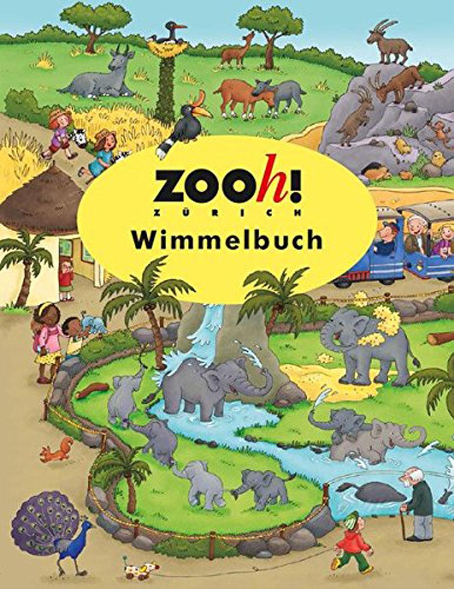 Zooh! Zurich Wimmelbuch winter wimmelbuch midi ausgabe