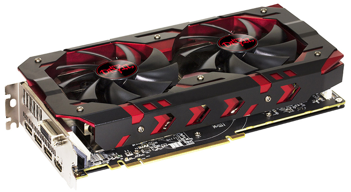 PowerColor Red Devil Radeon RX 580 OC 8GB видеокарта