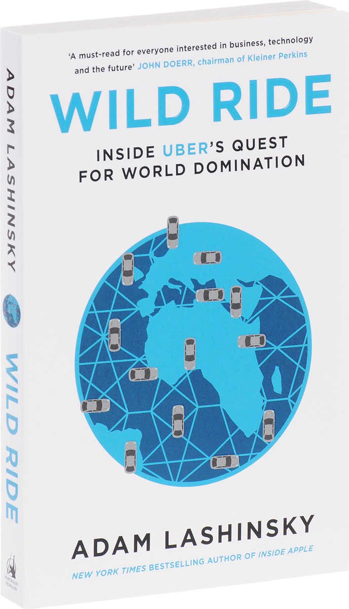 Wild Ride: Inside Uber's Quest for World Domination ralph compton ride the hard trail