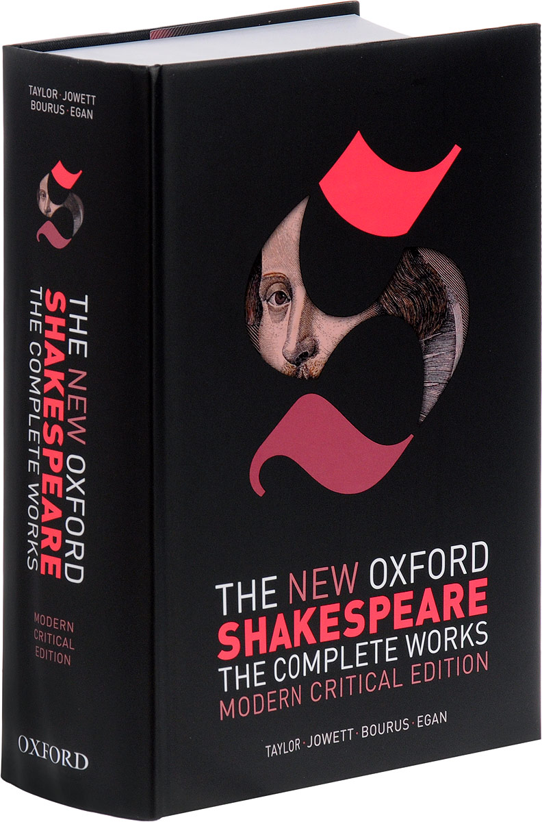 The New Oxford Shakespeare: Modern Critical Edition: The Complete Works shakespeare hamlet norton critical editions