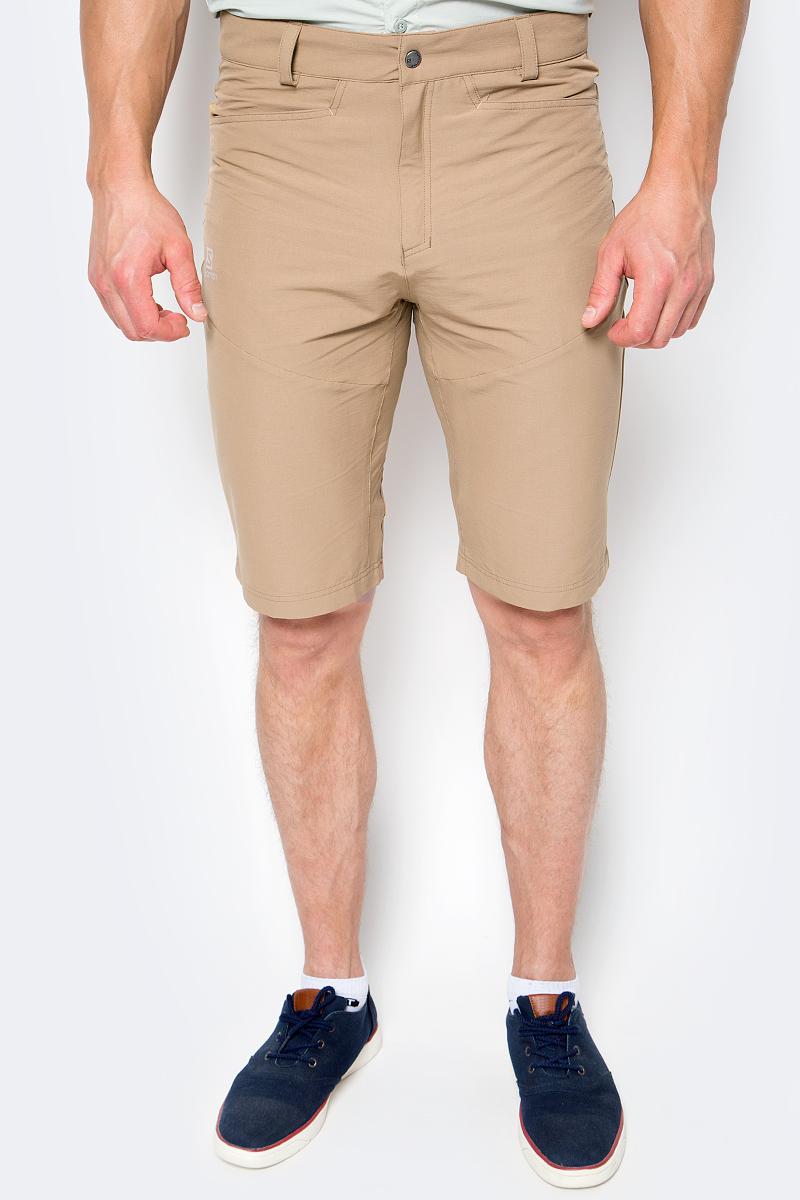 Шорты мужские Salomon Trip Bermuda, цвет: коричневый. L39320800. Размер 50 натяжитель генератора mobis для hyundai creta 2016