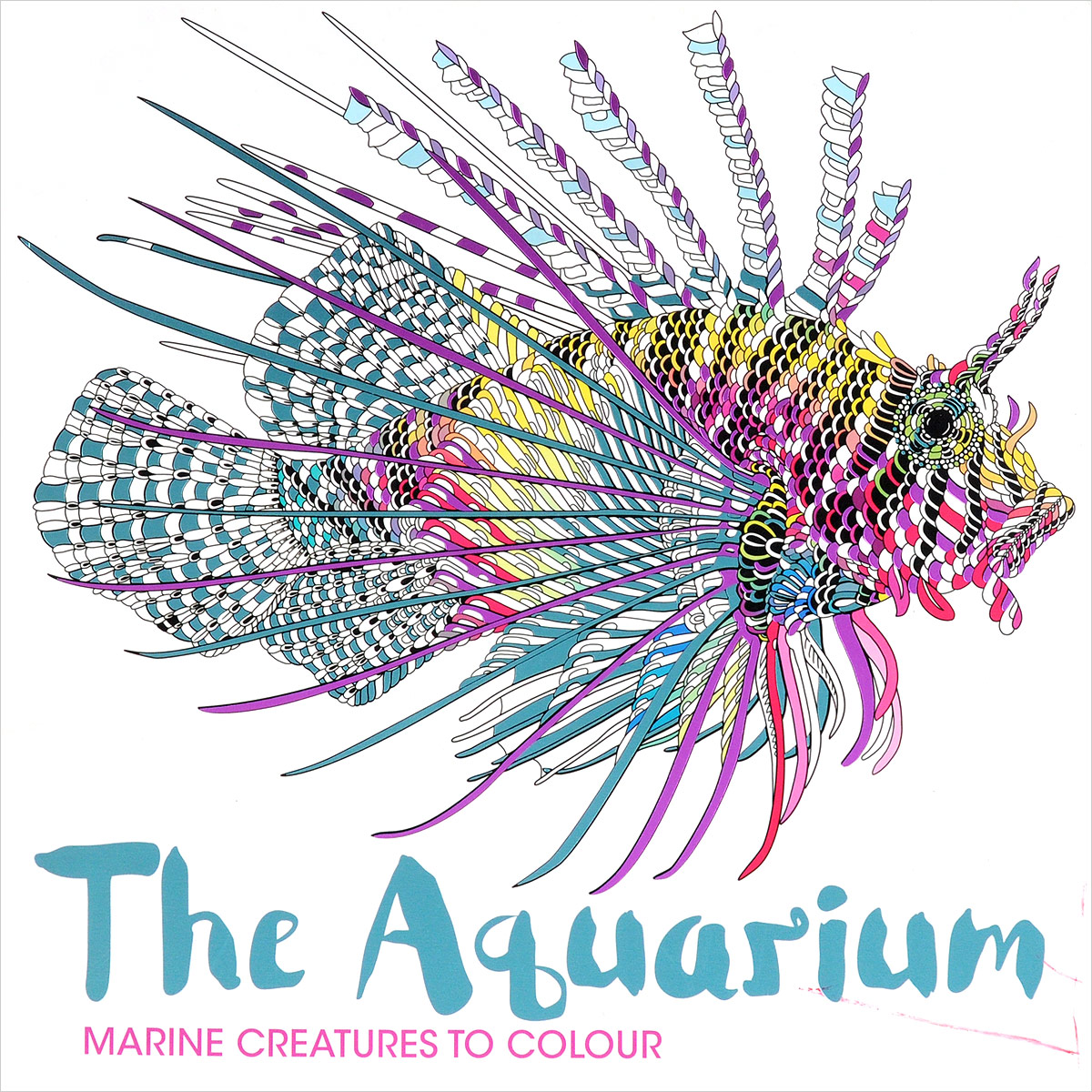 The Aquarium: Marine Creatures to Colour knights and castles to colour