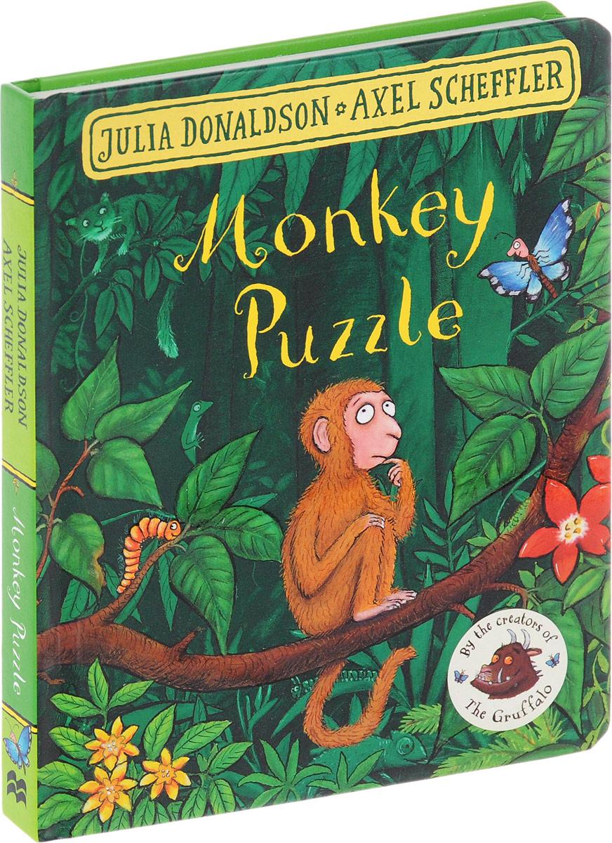 Monkey Puzzle the gruffalo s child sticker book