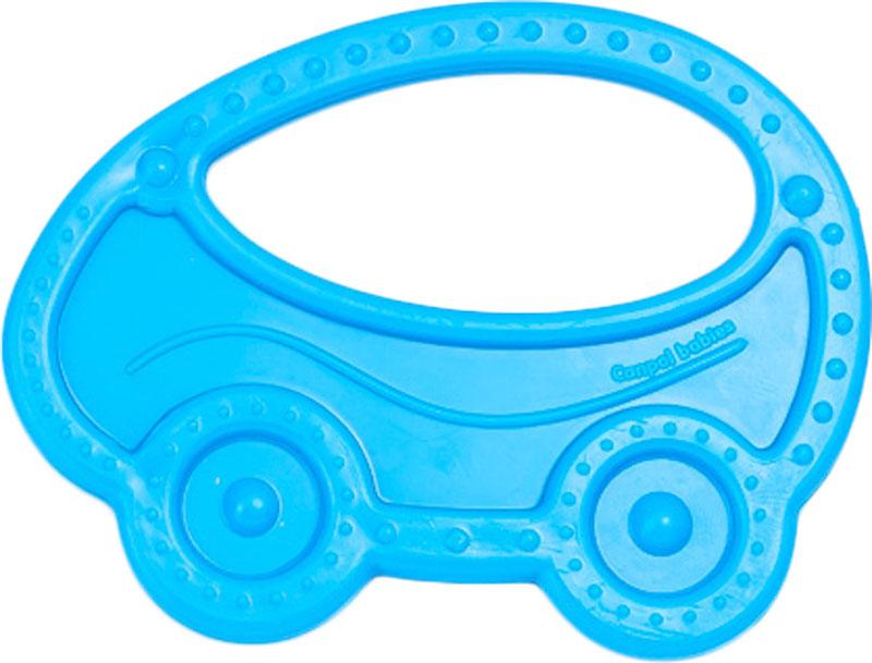 Canpol Babies Прорезыватель Машинка цвет голубой