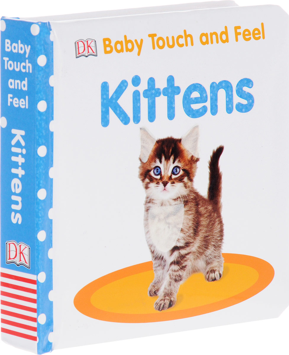 Kittens: Board book twister family board game that ties you up in knots