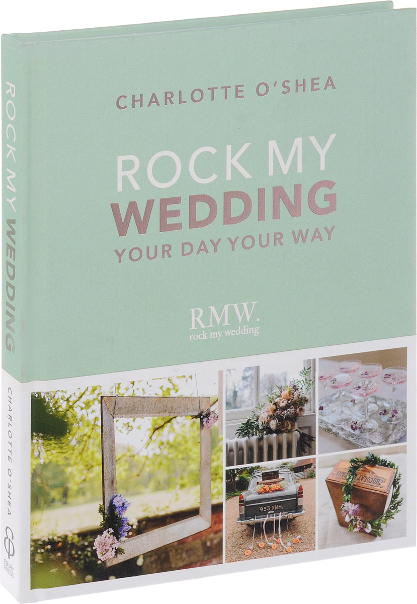 Rock My Wedding: Your Day Your Way seven days of you