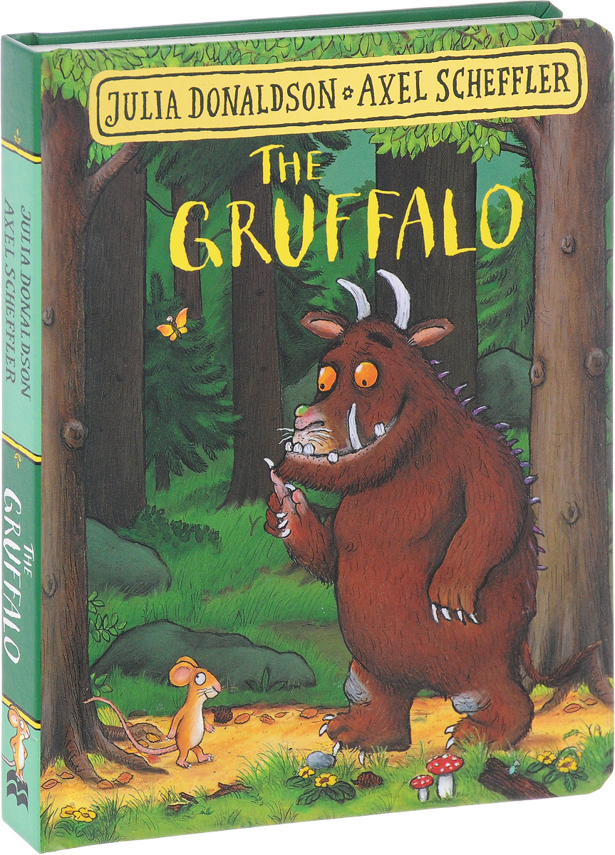 The Gruffalo rdr cd [green a1 ] town mouse and the