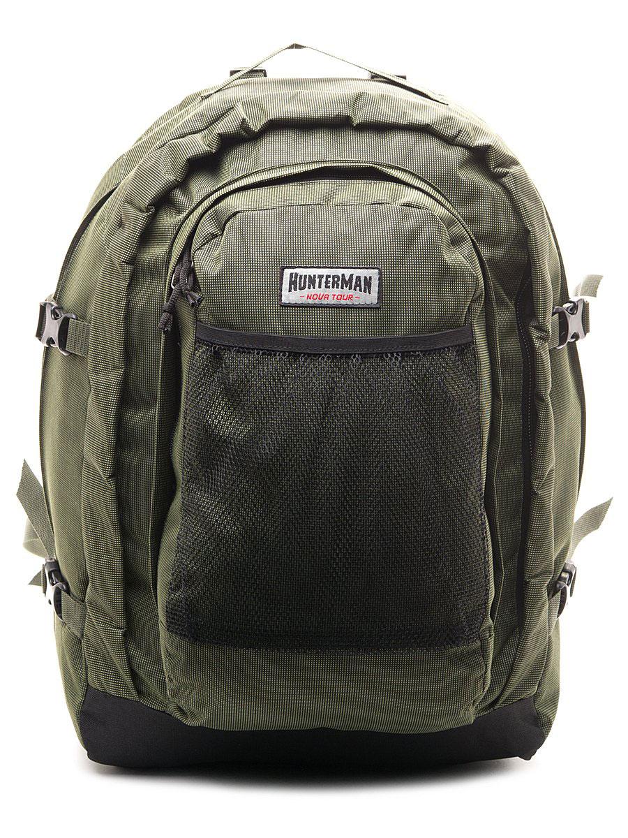 Рюкзак для охоты HunterMan Nova Tour  Бекас 55 V3 , цвет: хаки, 55 л - Охота