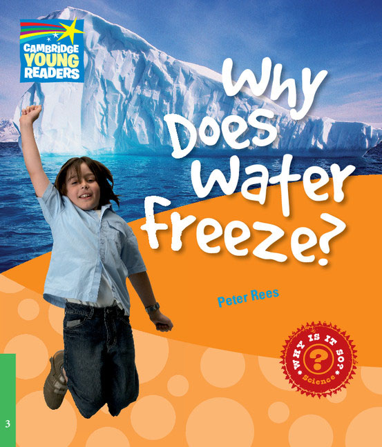 Why Does Water Freeze? Level 3 Factbook bride of the water god v 3