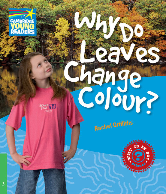Why Do Leaves Change Colour? Level 3 Factbook a scandal in bohemia level 3