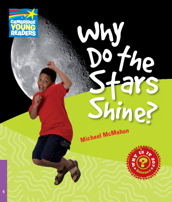Why Do the Stars Shine? Level 4 Factbook lucky stars 8 the sleepover wish