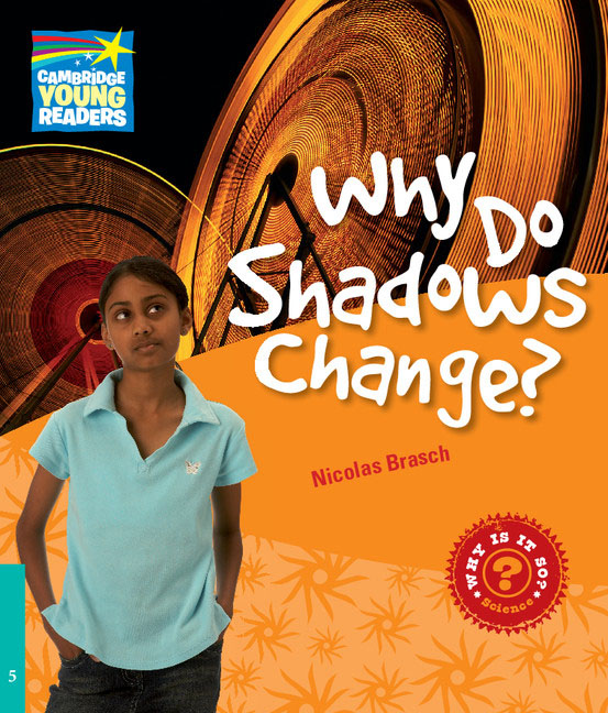 Why Do Shadows Change? Level 5 Factbook leaving microsoft to change the world level 3 cd