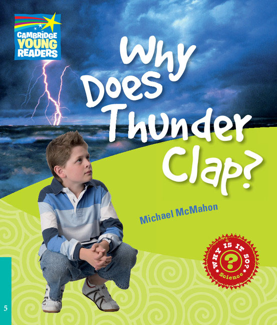 Why Does Thunder Clap? Level 5 Factbook ледянка wham o air thunder white
