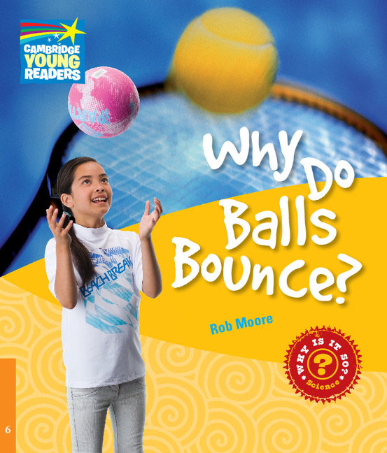 Why Do Balls Bounce? Level 6 Factbook honey can do dry 01116 dryer balls 8 pack