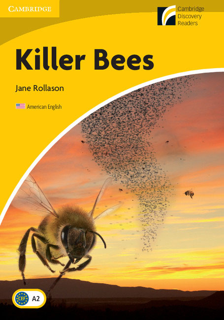 Killer Bees Level 2 Elementary/Lower-intermediate American English a little trouble in amsterdam level 2 elementary lower intermediate