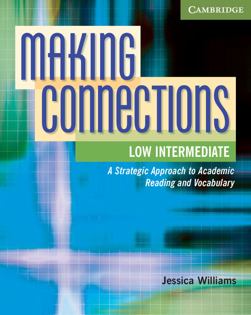 Making Connections Low Intermediate Student's Book alan roxburgh missional map making skills for leading in times of transition