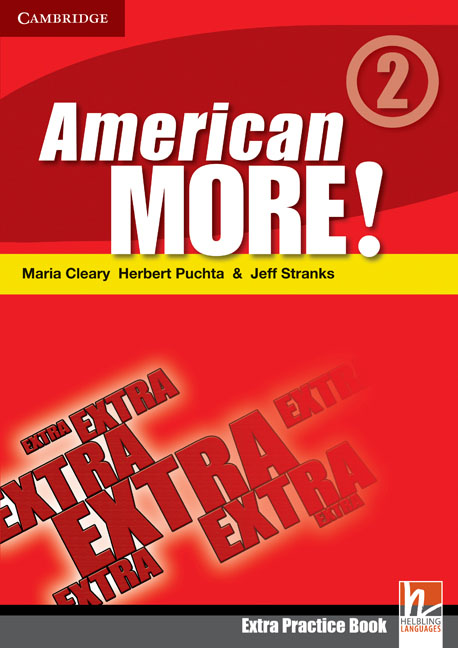 American More! Level 2 Extra Practice Book do less get more