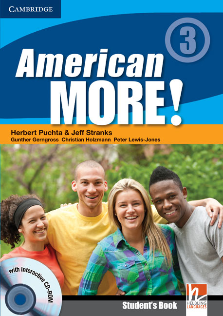 American More! Level 3 Student's Book with CD-ROM hot spot level 3 teacher s book cd rom