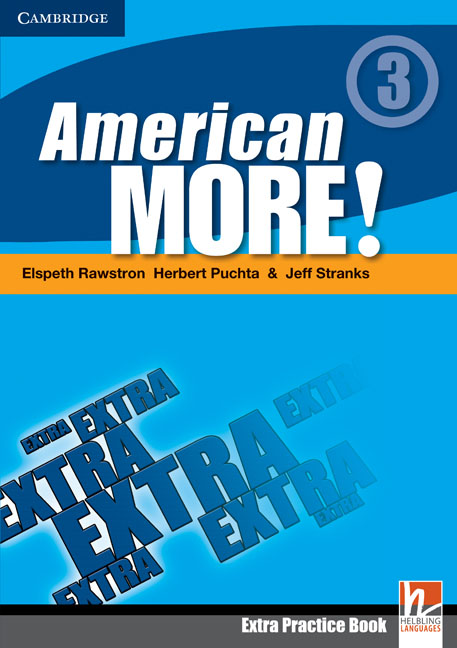 American More! Level 3 Extra Practice Book more level 3 teacher s book