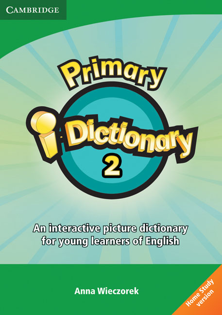 Primary i-Dictionary Level 2 DVD-ROM (Home user) new eli picture dictionary cd rom german