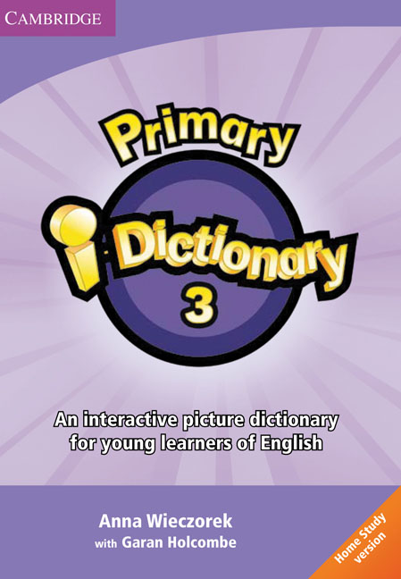 Primary i-Dictionary Level 3 DVD-ROM (Home user) cambridge learner s dictionary english russian cd rom