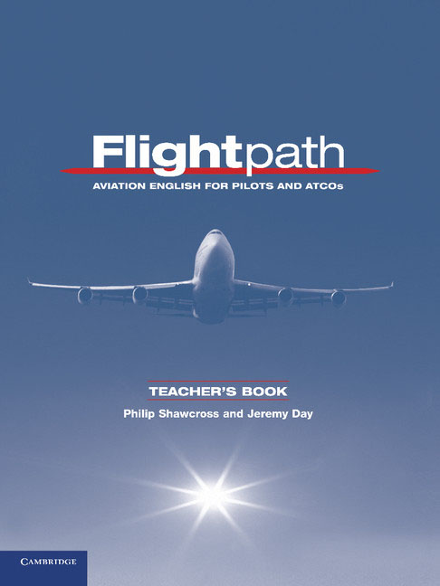 Flightpath: Aviation English for Pilots and ATCOs: Teacher's Book replacement for york split and portable air conditioner remote control gz 12a e1 air conditioning parts