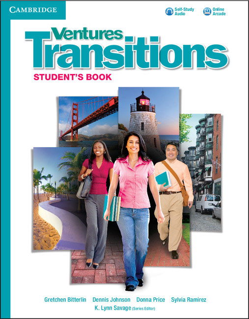Ventures Transitions Level 5 Student's Book with Audio CD the ventures the ventures in the vaults volume 2