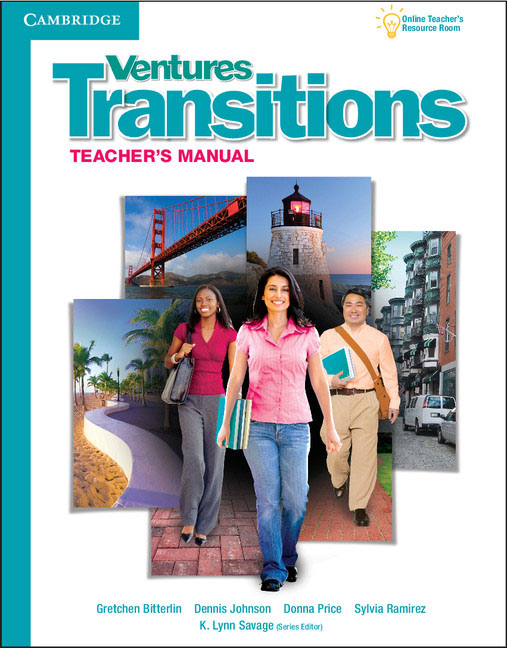 Ventures Transitions Level 5 Teacher's Manual ventures 3 student s book with audio cd