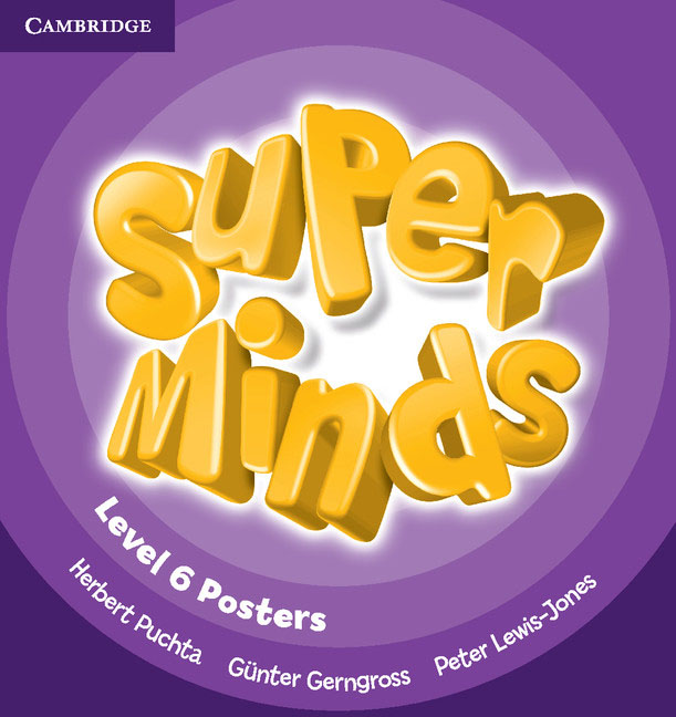 Super Minds Level 6 Posters (10) get wise mastering vocabulary skills get wise mastering vocabulary skills