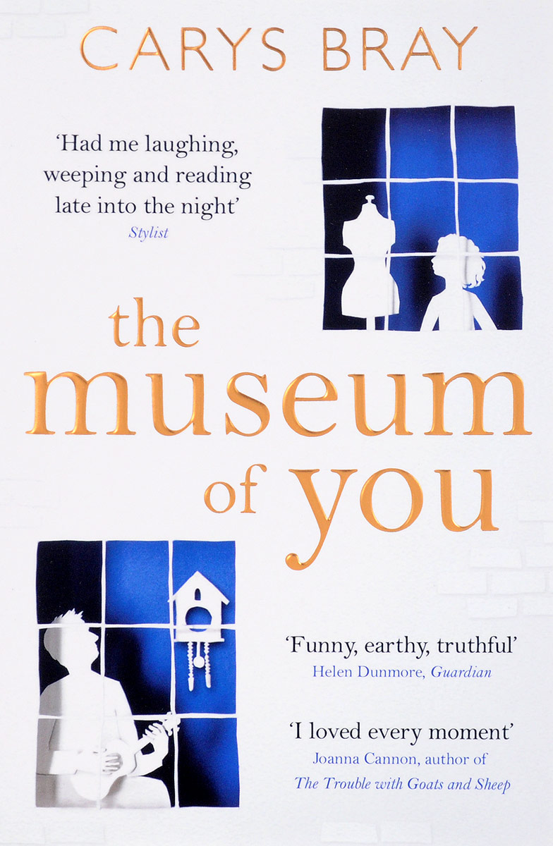 The Museum of You what she left