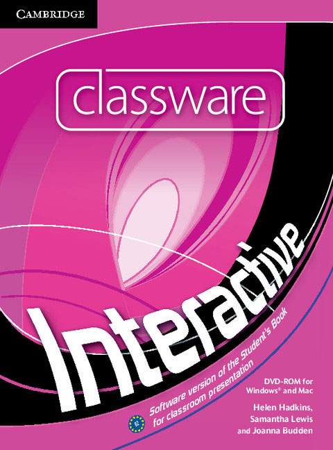 Interactive Level 4 Classware DVD-ROM tree or three an elementary pronunciation course