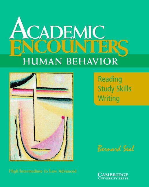 Academic Encounters: Human Behavior Student's Book hewings martin thaine craig cambridge academic english advanced students book